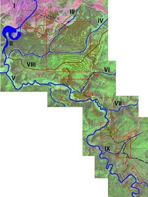 Главная обзорная карта