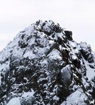 Главный Герлах вид с севера