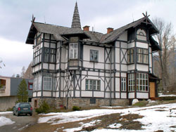 Словацкая архитектура