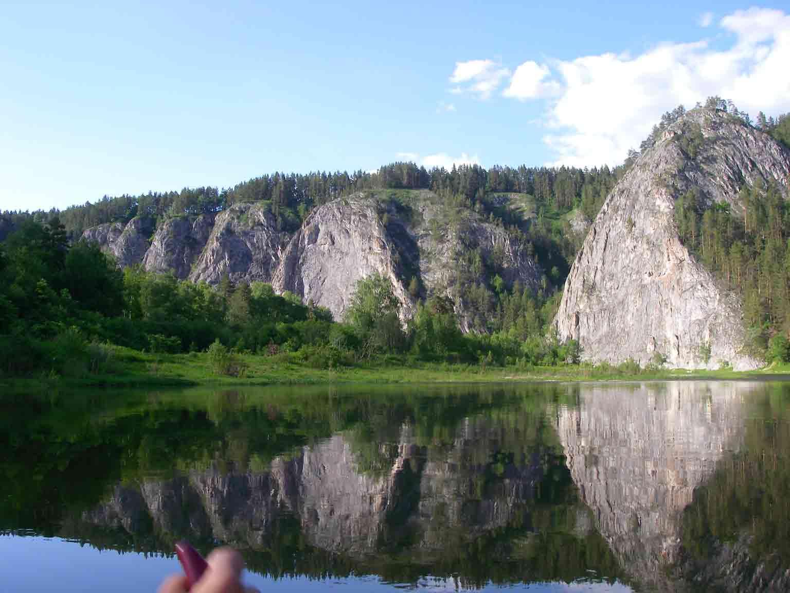 Белая река 11