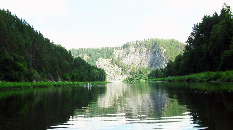 Белая река 3