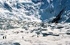 На леднике Звёздочка. «Ступени пьедестала пика Победы»