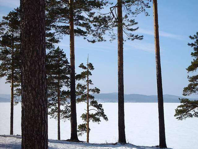 озеро Исетское (г. Среднеуральск)