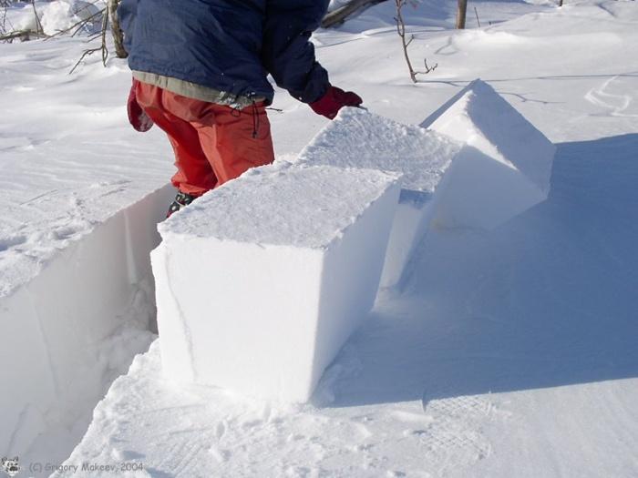 С чего начинается Снежный Дом