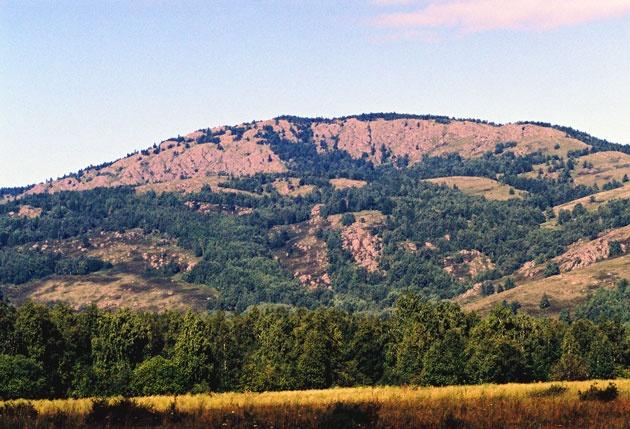 Гора 1027м
