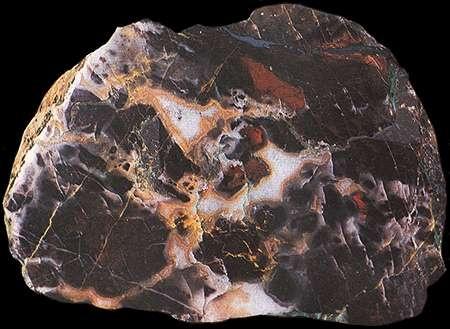 Кусимовская яшма