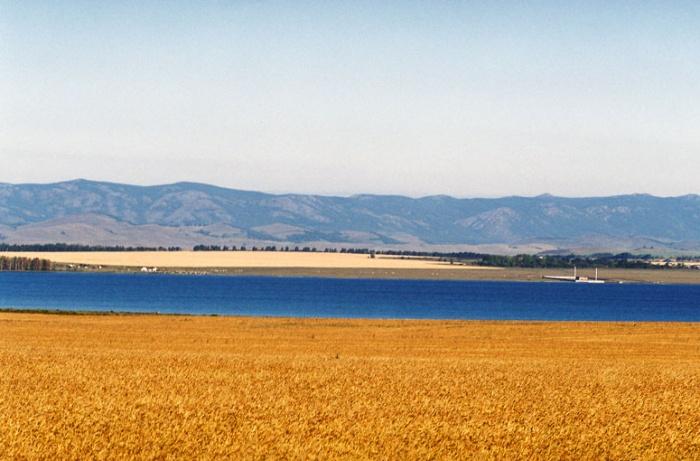 Озеро Солёное (Мулдаккуль)