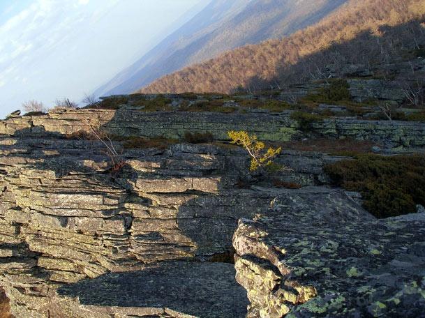 скалы Большого Таштырта. Иной взгляд