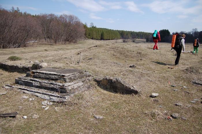 Руины незвестного