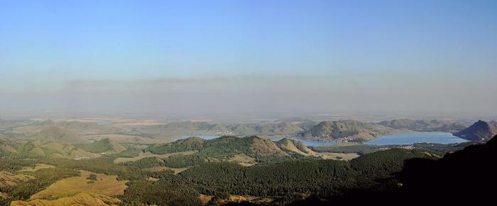 7 озер и дым от ММК