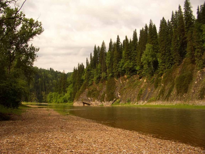 река Зилим