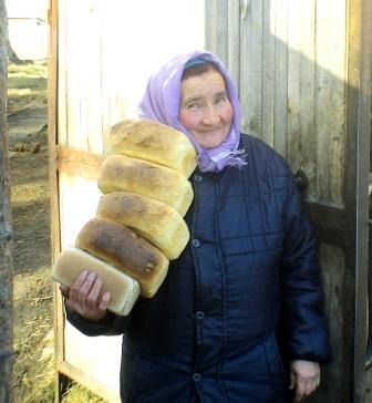 А вы запаcлись хлебом???