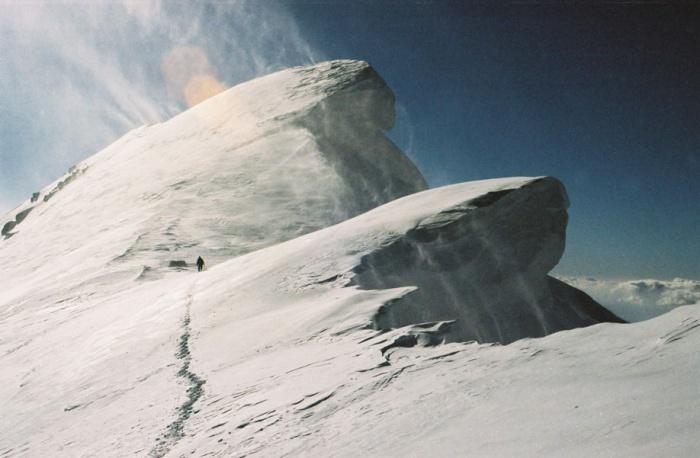 Во время спуска -3