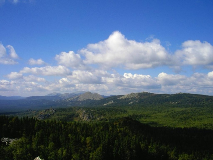 Гора Медвежья
