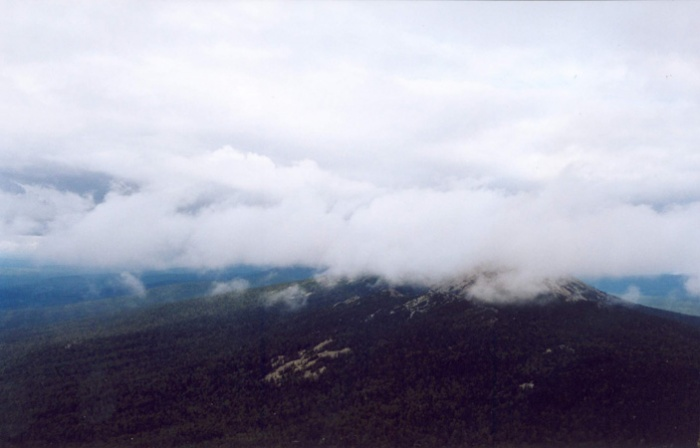 Облако над Круглицей