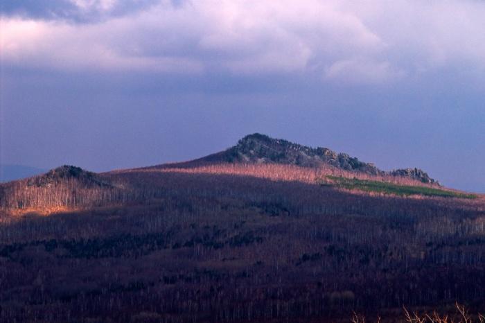 Гора Уйташ (874 м)