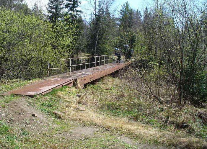 Нижний мост через Б. Тесьму