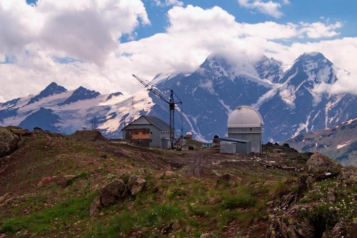 Обсерватория. август 2008