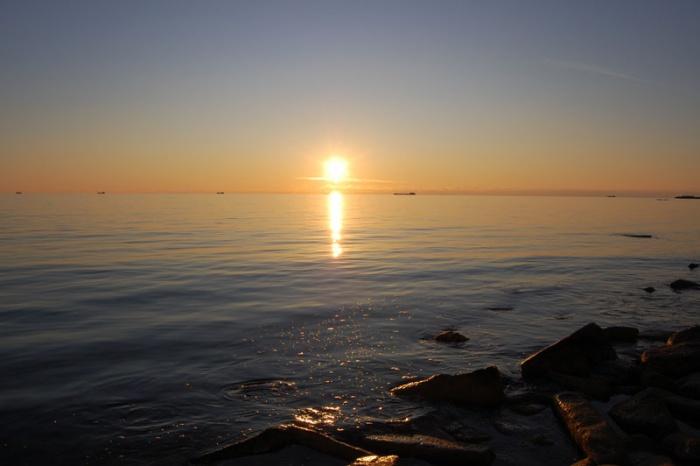 Южное побережье каспийского моря