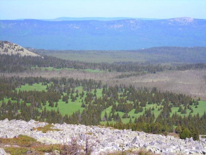 Машакское плато