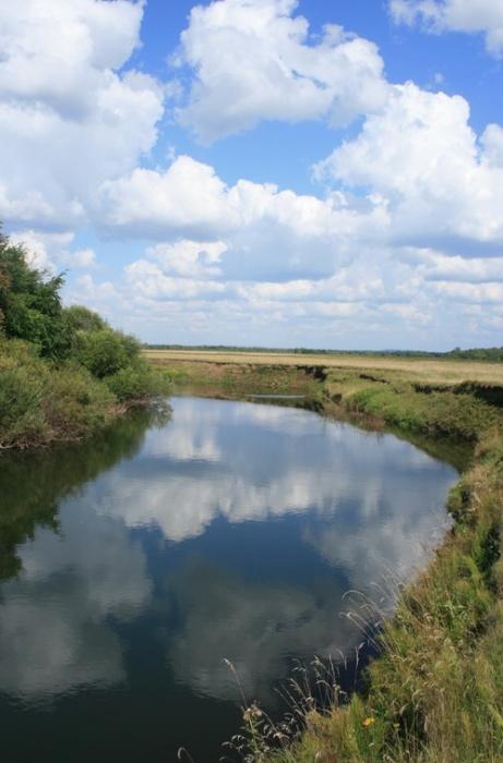 Река Танып