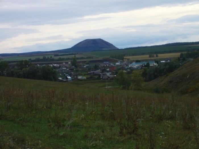 Село Ишеево