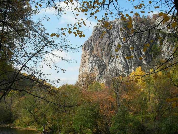 Осень в Мурадымово