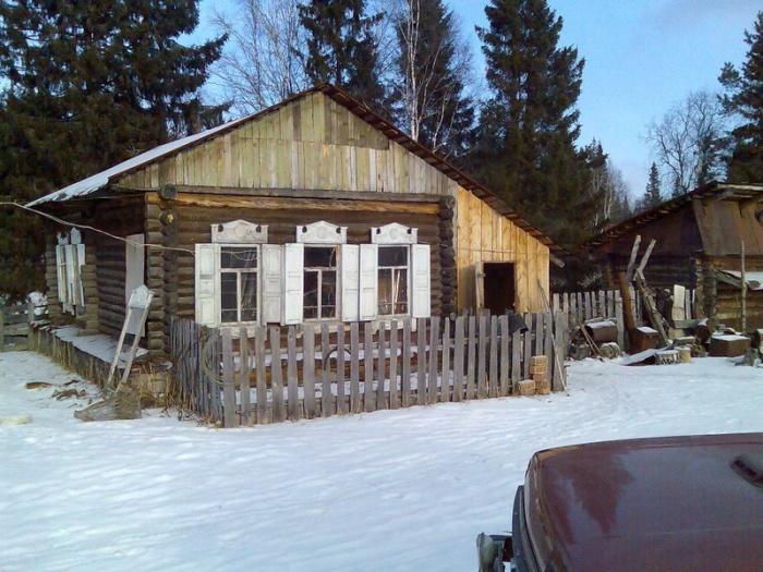 Дом на Журавлином болоте