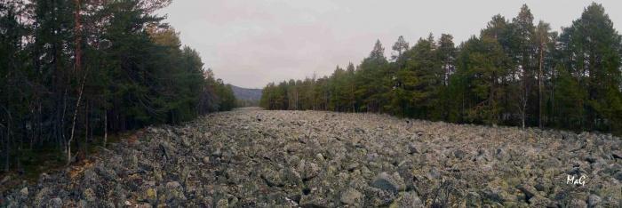 Каменная речка Кумардак