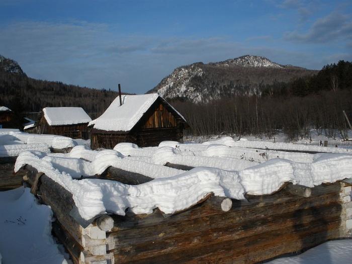 Айгир, январь 2011