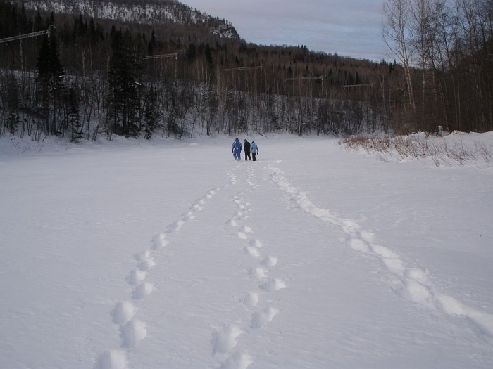 Прогулка по Малому Инзеру