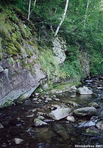 Селигерка (на карте речка вроде так называется)