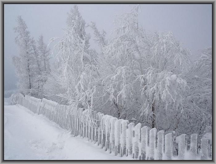 Царство Морозко. Хребет Яманкая
