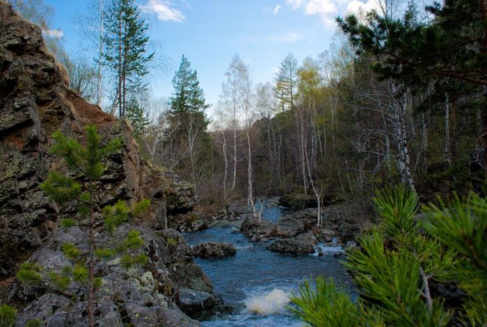 горное ущелье 2011
