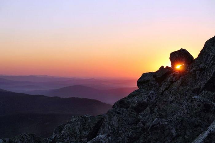 Гора Солнца