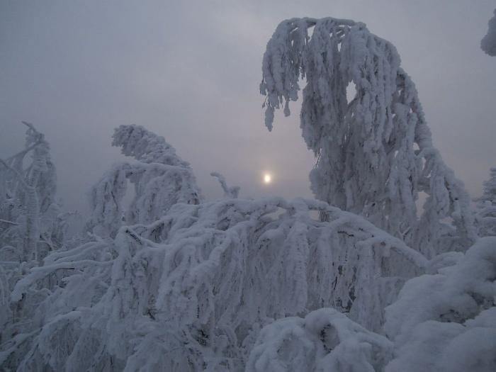 Кульсагадыташ, 2 января 2013.