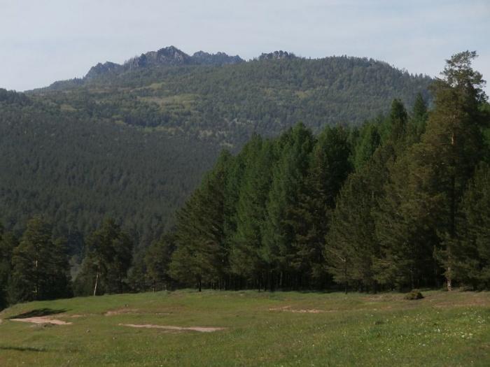 гора Малиновая