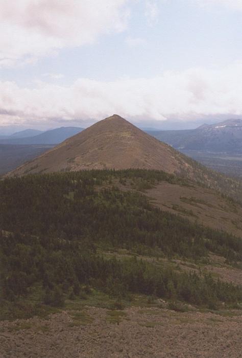 Южноуральские пирамиды