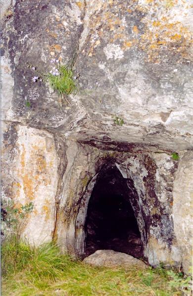 Айские пещеры
