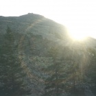 Восход над Зигальгой.