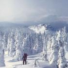 зима 1992. вдали - Ямантау