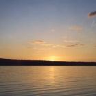 Восход солнца.