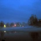 Вечер Над рекой Сим