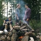 Будущая печка под Брохмуром