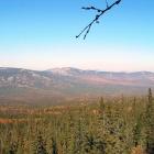 Во время спуска с перевала Медвежий
