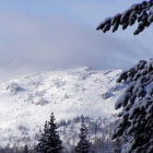 Уван под первым снегом
