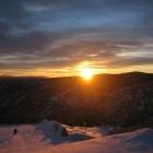 Закат над Крыктытау