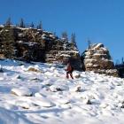 скалы горы Глинка