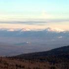 вид на Шелома с горы Глинка
