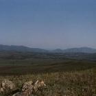 Хребет Крыктытау с восточной стороны